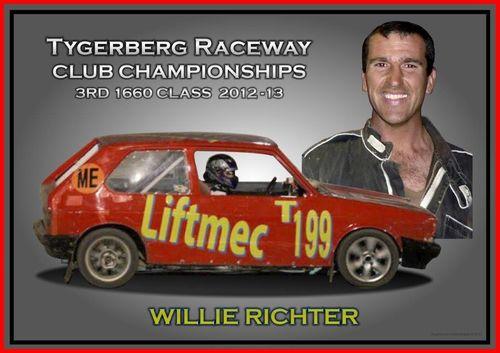 WILLIE RICHTER